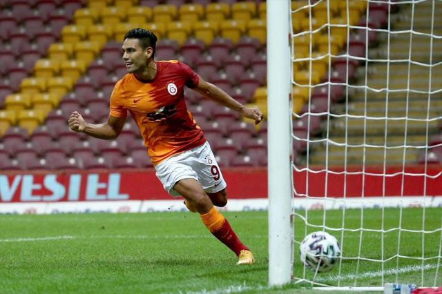 Falcao will terminate his contract with Galatasaray if he receives 65 percent of his wage.