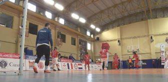 Futsal: Farkındalık yaratmak için görme engellilerden Futsal maçı