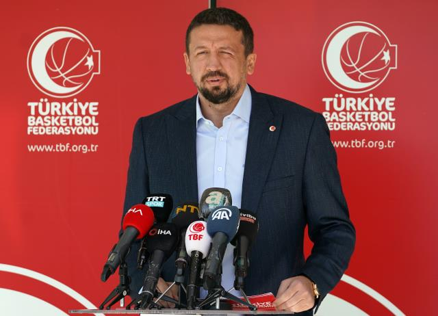 TBF President Hidayet Türkoğlu received a statement on the allegation of dismissal
