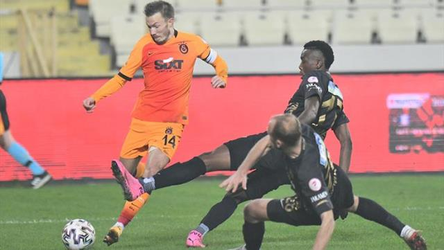 Last Minute: Galatasaray beat Yeni Malatyaspor with penalties and jumped in the cup