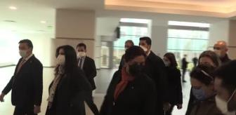 Kendirli: AK Parti Genel Başkan Yardımcısı Sarıeroğlu, Kırşehir 7. Olağan İl Kongresi'nde konuştu