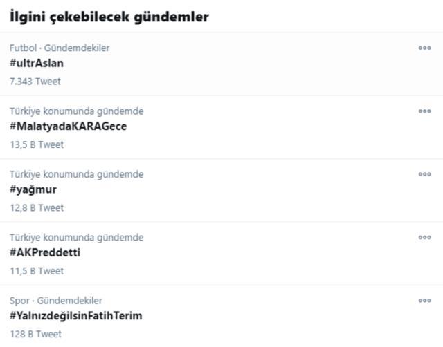Arda Turan stopped following ultrAslan on all social media accounts