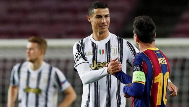 Former Barcelona President Laporta: Years ago we had a chance to get Ronaldo