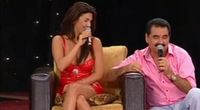 İbo Show'a davet edilen Tuğba Ekinci, program için yıllar önce giydiği elbiseyi diktirdi