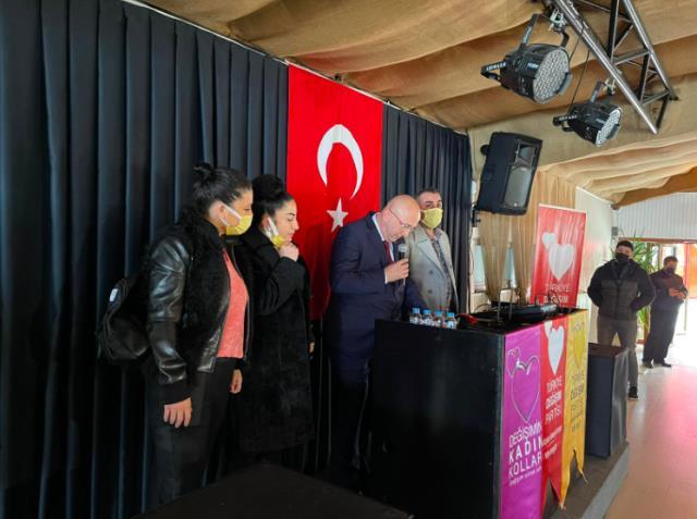 İstifa eden Gelecek Partisi Avcılar İlçe Başkanı ve yönetim kurulu, Mustafa Sarıgül'ün partisine geçti