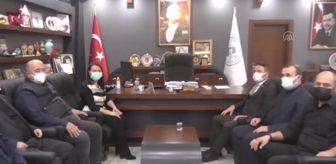 Atilla Ödünç: AK Parti Bursa Milletvekili Ödünç'ten Pazaryeri ilçesine ziyaret