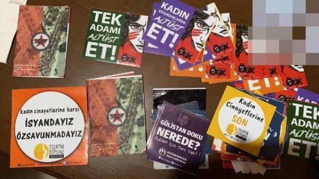 İzmir merkezli 12 ilde MLKP, TKP/ML, DSİH ve PKK operasyonu: 48 şüpheli gözaltında