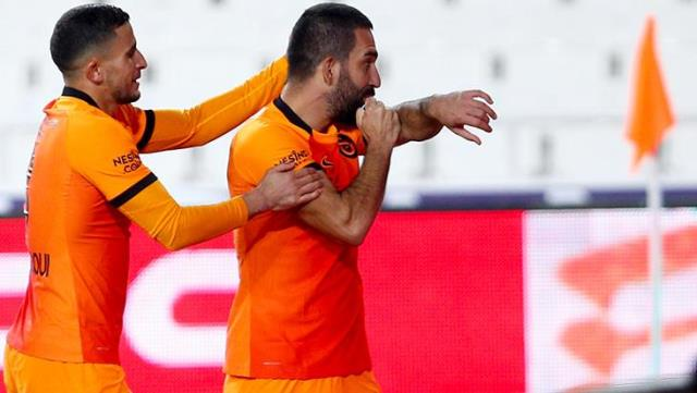 Arda Turan will be the second captain when Muslera returns to the team