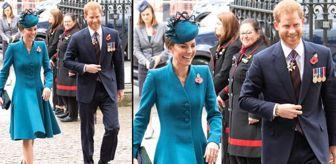 Prens Charles: Prens Harry ve Meghan Markle'dan Kate Middleton'a sürpriz: Görünce şaşkınlıktan donakaldı