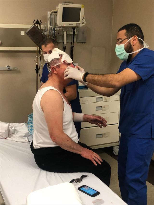 Davutoğlu'ndan saldırıya uğrayan Özdağ'ın sağlık durumuna ilişkin açıklama: Ameliyat olacak