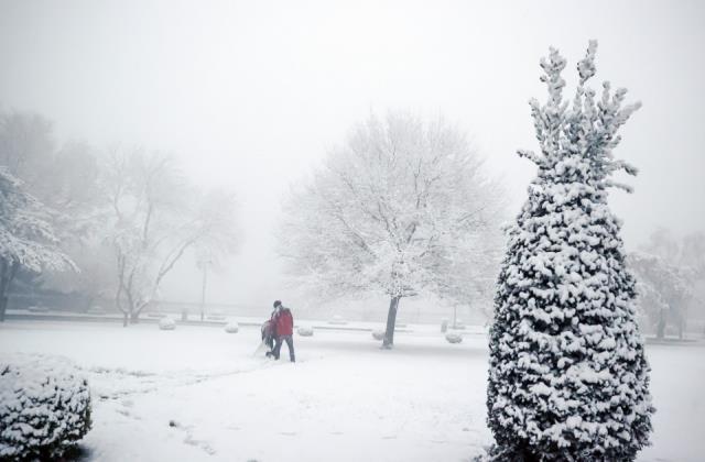 İstanbul'da kar yağışı yerini güneşe bıraktı ama hafta sonu çok daha yoğun gelecek