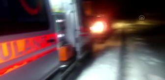 Malatya: Kar nedeniyle kapanan yollar ulaşıma açıldı