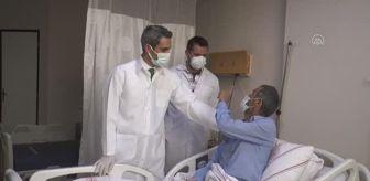 Şırnak: Prostat kanseri hasta ameliyatla sağlığına kavuştu