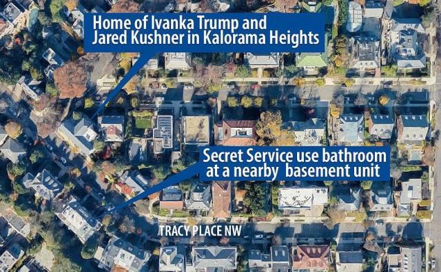 Amerika'da gündem Trump ailesi! Şimdi de Ivanka'nın tuvalet zulmü olay oldu