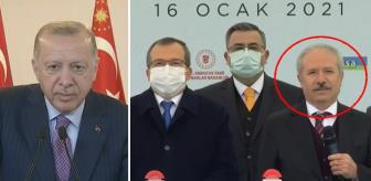 Enerji Piyasası Düzenleme Kurumu: Cumhurbaşkanı Erdoğan, açılışta konuşmak isteyen ismi böyle uyardı: O mikrofonu milletvekilimize ver