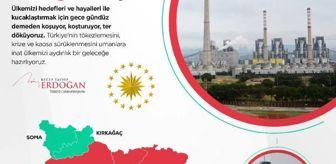 Manisa: Son dakika haberleri | Erdoğan: Ülkemizi aydınlık bir geleceğe hazırlıyoruz