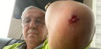 Ahmet Davutoğlu: Gazeteci Uğuroğlu'na saldırıda 4 kişi serbest