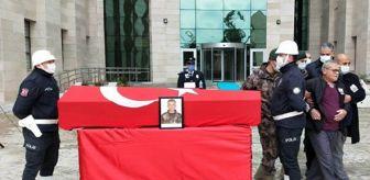 Ordu: Son dakika haberi   Özel harekat polisi, kazada yaşamını yitirdi (2)