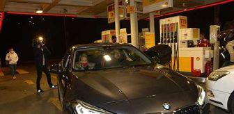Seçil Gür: Serdar Ortaç: Benzin parasını sevgilim ödedi