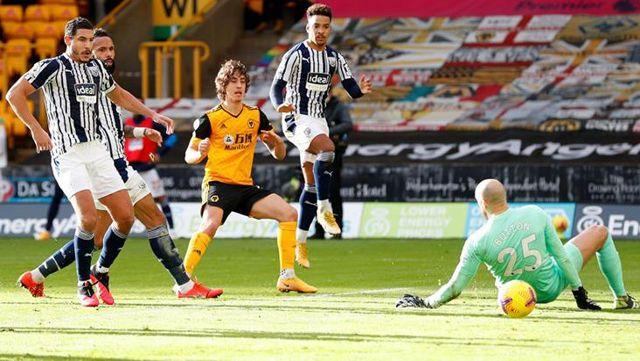 West Bromwich Albion, deplasmanda Wolverhampton'ı 3-2 yendi