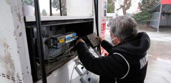 Konya: Akaryakıtta vergi kaçakçılarına 'Silici' operasyonunda, 7 istasyon sahibine gözaltı