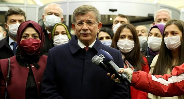Davutoğlu saldırı sonrası ona seslenmişti! Cumhurbaşkanı Erdoğan'dan Selçuk Özdağ'a geçmiş olsun telefonu