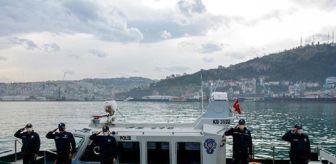 Çanakkale: Trabzon'da deniz polisi, son teknoloji teçhizat ve uzman personelle güçlendirildi