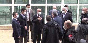 İzmir: AK Parti Genel Başkan Yardımcısı Hayati Yazıcı, temaslarda bulundu