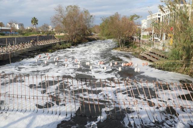 Antalya'daki balık ölümleriyle ilgili 10 işletme kapatılıp 2 milyon 598 bin lira ceza uygulandı
