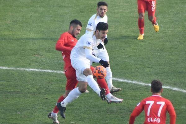 İnegölspor-Sancaktepe FK.: 4-1