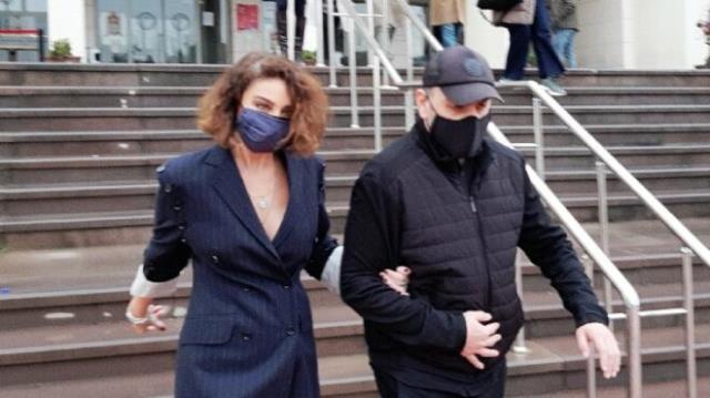 Sıla ve Hazer Amani çifti tek celsede boşandı