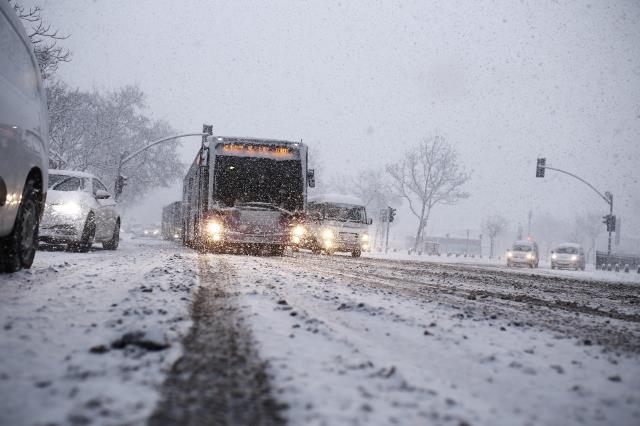 Son dakika! AKOM'dan İstanbul için kar uyarısı: Yağış ilerleyen saatlerde yer yer kuvvetli şekilde etkili olacak