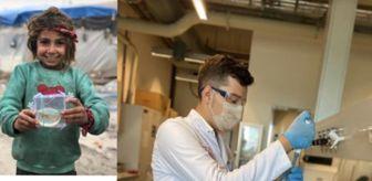 Malatya: Bilim Kahramanları Covid-19'a yönelik farkındalık sabunu geliştirdiler