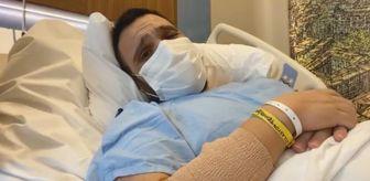 Okan Karacan: Hastanede korona tedavisi gören Okan Karacan, nefes almanın öneminden bahsederken gözyaşlarına boğuldu