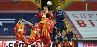 Yusuf Bozdoğan: Hes Kablo Kayserispor-Medipol Başakşehir: 2-0