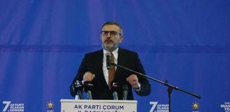Azerbaycan: Mahir Ünal: 'Recep Tayyip Erdoğan liderliğinde verilen millet mücadelesini perdelemeye çalışıyorlar'