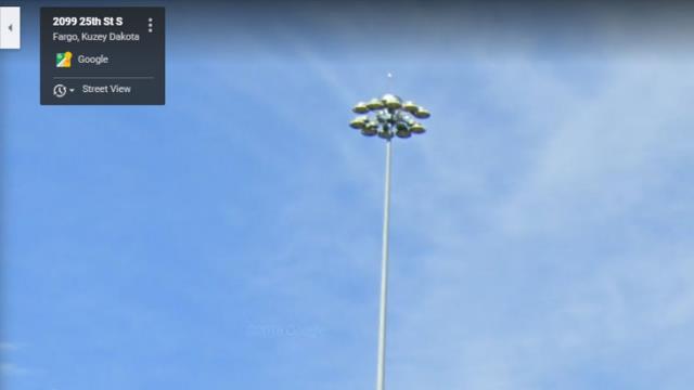 ABD'de, UFO olduğu iddia edilen cismin elektrik lambası olduğu ortaya çıktı
