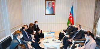 Türk Dünyası: Son dakika haberleri: Azerbaycan Cumhurbaşkanı Aliyev'den Türk Konseyi'ne anlamlı teşekkür
