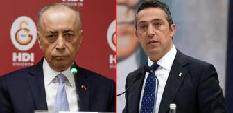 Mustafa Cengiz: Galatasaray Başkanı Mustafa Cengiz: Ali Koç ayrımcılık yapıyor, TFF buna ne diyecek?