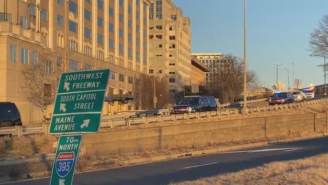 Joe Biden'ın yemin törenine gittiği konvoy ABD'de gündem oldu