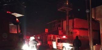 Trafo: Son dakika haberleri! Keşan'da trafoda çıkan yangın nedeniyle enerji kesintisi yaşandı