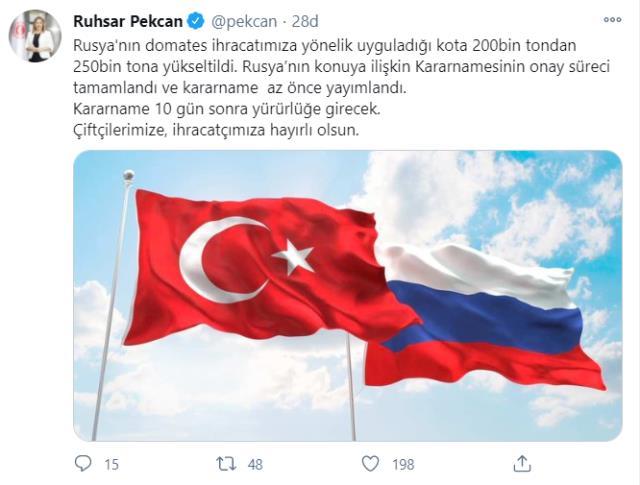 rusya ya domates ihracatinda kota 250 bin tona 13878965 748 m