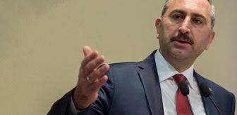 İnfaz: Adalet Bakanı Gül: Kaynar kazanı döküyor serbest kalıyor, süt kazanına giriyor tutuklanıyor