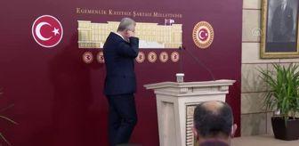 Muhammet Emin Akbaşoğlu: Akbaşoğlu: 'Cumhurbaşkanlığı seçme hak ve yetkisini milletimizden almayı mı düşünüyorsunuz'