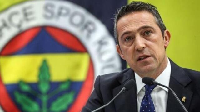 Transfer statement from Ali Koç: He will leave the team, there will be in the future