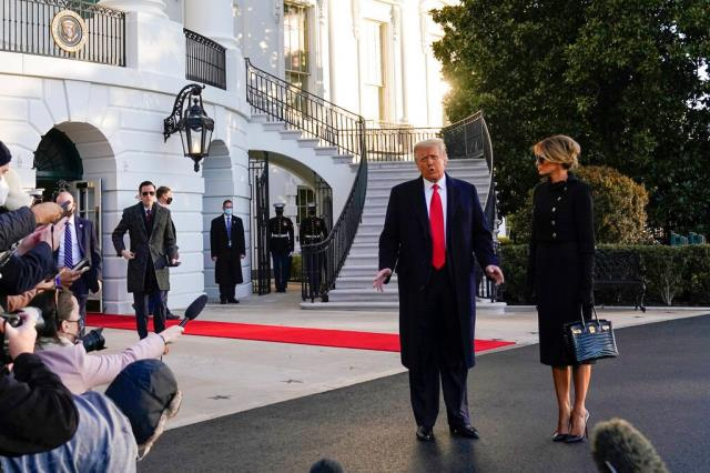 'Bir şekilde geri döneceğim' diyen Donald Trump bundan sonra ne yapacak? İşte kulislerde konuşulan senaryolar