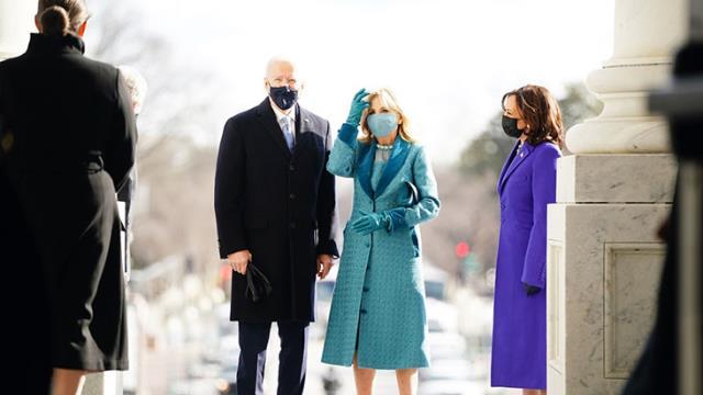 Hepsi aynı rengi tercih etti! Yemin törenindeki kıyafetlerle verilen siyasi mesaj ne