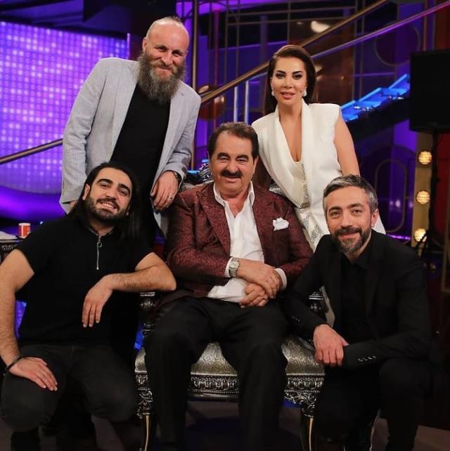 İbo Show'un 10. bölüm fragmanı yayınlandı! 15 yıldır ,İbrahim Tatlıses ile küs olan Ebru Yaşar programa geliyor