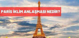 Paris Anlaşması: Paris İklim Anlaşması nedir? Paris İklim Anlaşmasını Türkiye imzaladı mı?