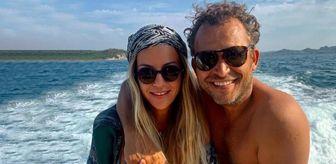 Yeni Yıl: Ivana Sert, sevgilisine aşkını ilan ederken yaptığıyla hem mide bulandırdı hem güldürdü